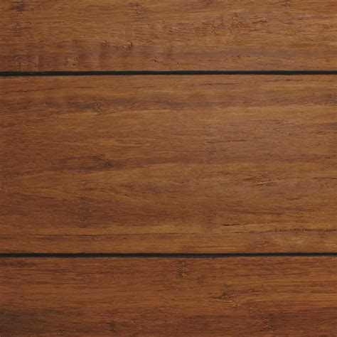 home decorators collection strand woven distressed - Distressed Honey Bamboo Flooring Home Depot