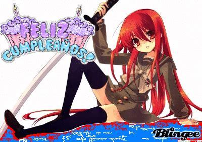 imagenes anime de feliz cumpleaños feliz cumplea 241 os anime fotograf 237 a 104912314 blingee com