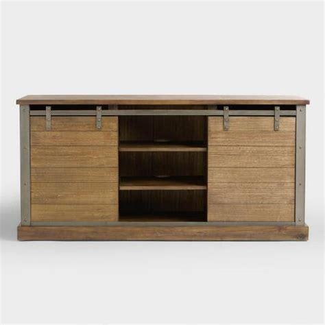 barn door storage cabinet wood barn door storage cabinet world market