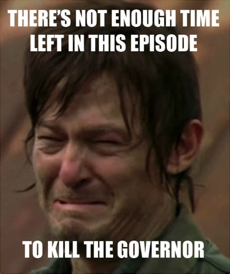 The Walking Meme - the walking dead governor meme www imgkid com the