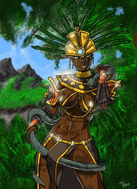 40k knights inductor aztec shaman picture aztec shaman image