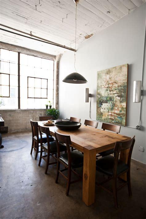 le industrial style loft de ville 224 new york au design int 233 rieur inspir 233 par