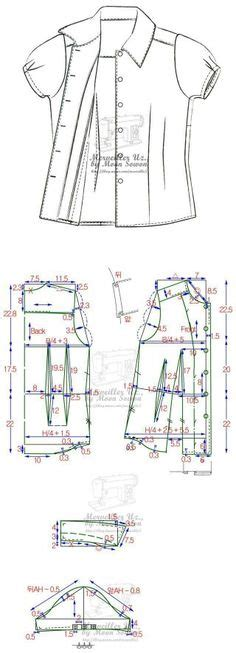 Shirt Baju Bayi pola baju sewing pattern