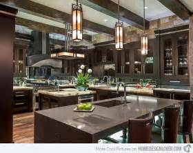 Decorating Ideas For A Big Kitchen 15 Big Kitchen Design Ideas Decoration For House