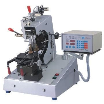 inductor winding machine toroid winding machine for medium sized transformers inductors chokes and other toriodal
