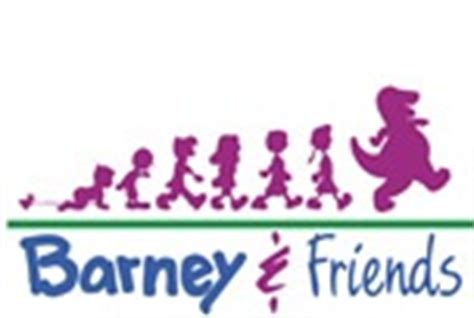 Barney And The Backyard Logo by Image Barney And Friends Logo Jpg Barney And Friends