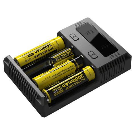 Intellicharger I4 Nitecore Original nitecore intellicharger i4 new version efag ie electronic cigarette and eliquids ireland