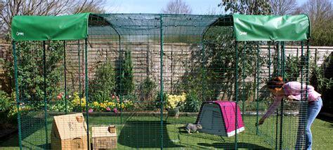 backyard run outdoor rabbit run large outdoor rabbit enclosure