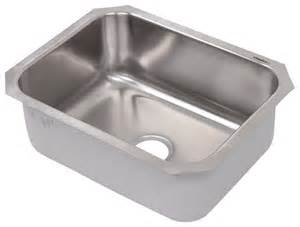 distribution single bowl stainless steel rv