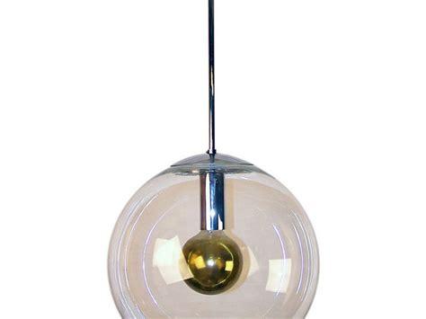 Orb Light Fixture Glass Orb Light Fixture Home Design Ideas