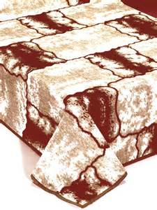 couverture piel 220x240 cm chocolat blanc selartex