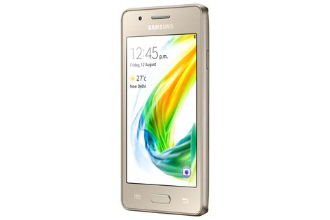 Samsung Z2 samsung announced tizen based smartphone z2 in india