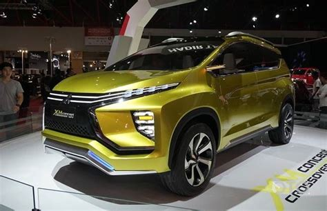 harga mitsubishi xm concept fresh teasers of the mitsubishi expander released in