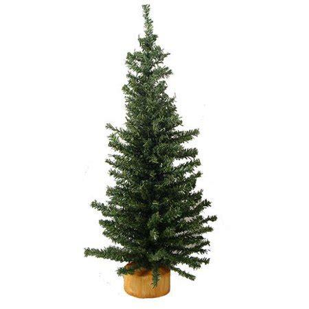 walmart decorative pine trees 12 quot mini pine artificial tree unlit walmart