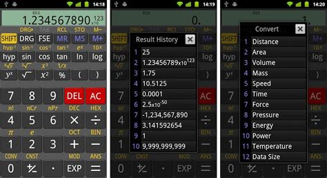 best android calculator best calculator apps for android android authority