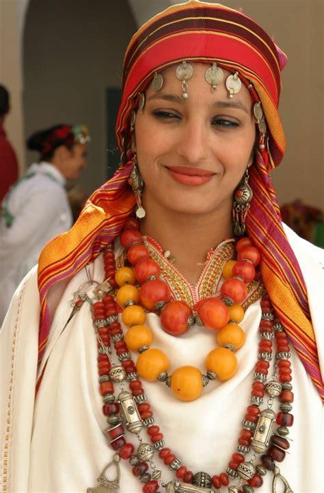 morroco style moroccan berber amazigh woman feztival pinterest