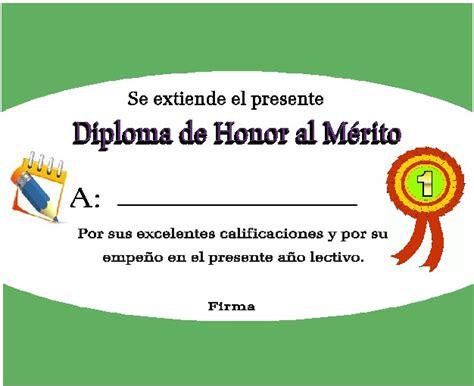 mensaje de cuadro de honor certificado plantillas y fondos para diplomas laclasedeptdemontse