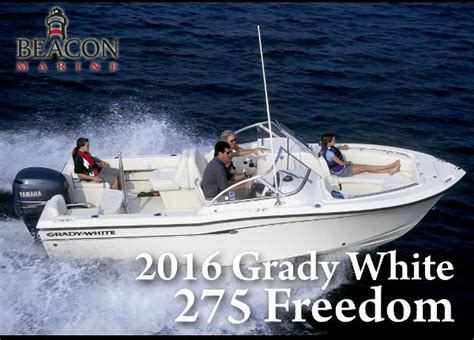 used grady white boats wisconsin 2016 grady white freedom 205 sister bay wisconsin boats