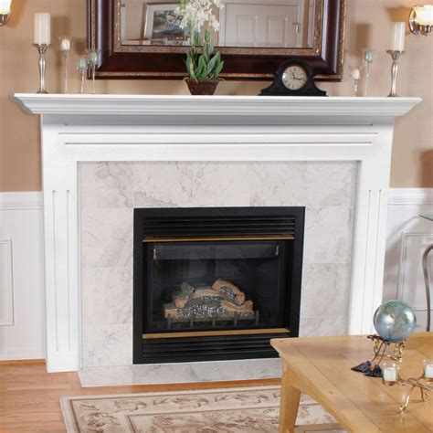fireplace surrounds and mantels