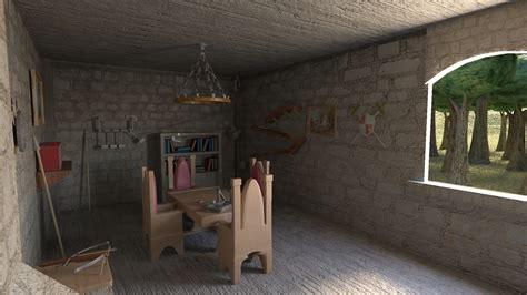 casa medievale casa interior v2 by darkeler on deviantart