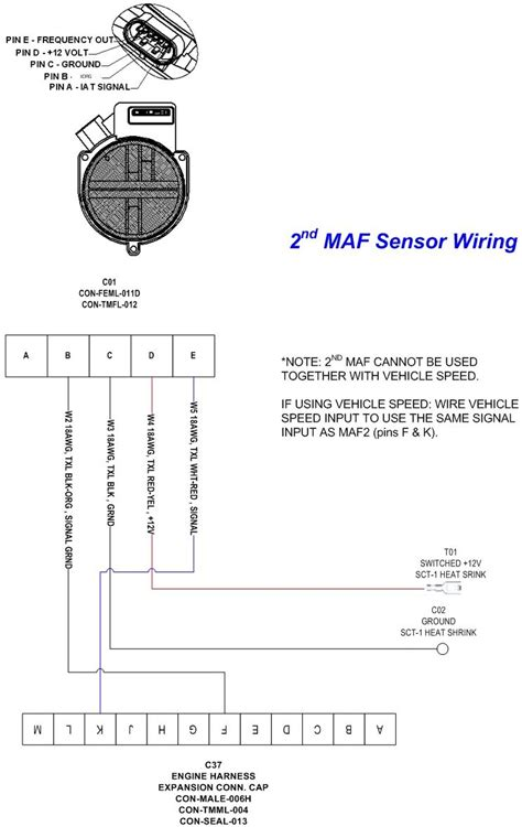 maf wiring diagram wiring diagram and schematics