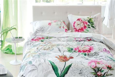linge de lit percale de coton sybilla