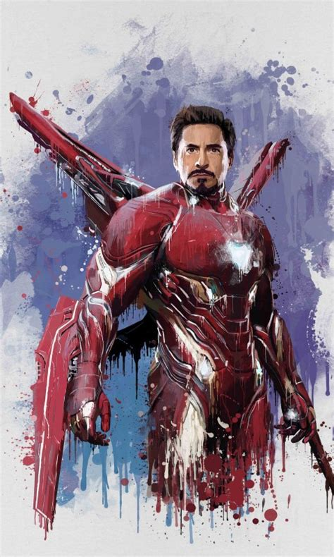 iron man avengers infinity war suit wallpapers hd