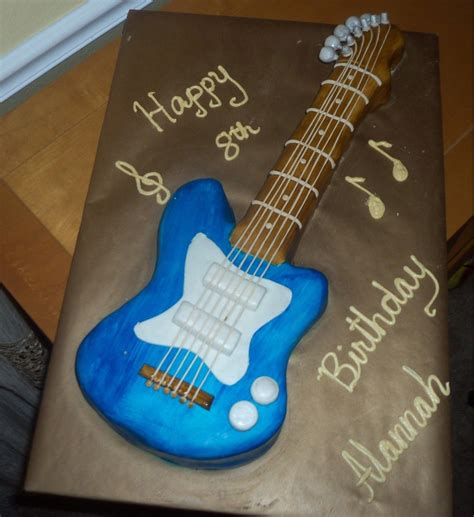 fender guitar cake template 37 best images about griffin s b day on