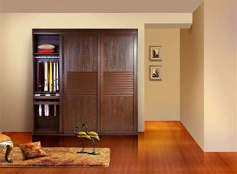 where to place wardrobe in bedroom brown wooden wardrobe design for modern bedroom