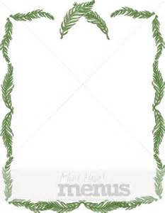 palm leaves border archive