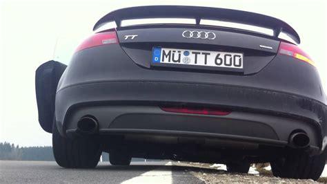 Audi Tt 8j Sound Verbessern by Audi Tt 8j 3 2 Bn Pipe Sound Youtube