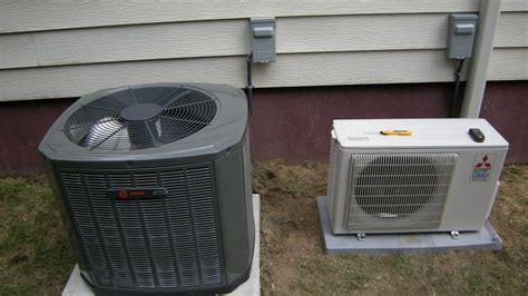 trane ductless mini split vaughan heating and air conditioning 1 zone trane