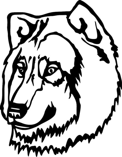 coloring page wolf head 17 images of wolf mascot coloring pages black and white