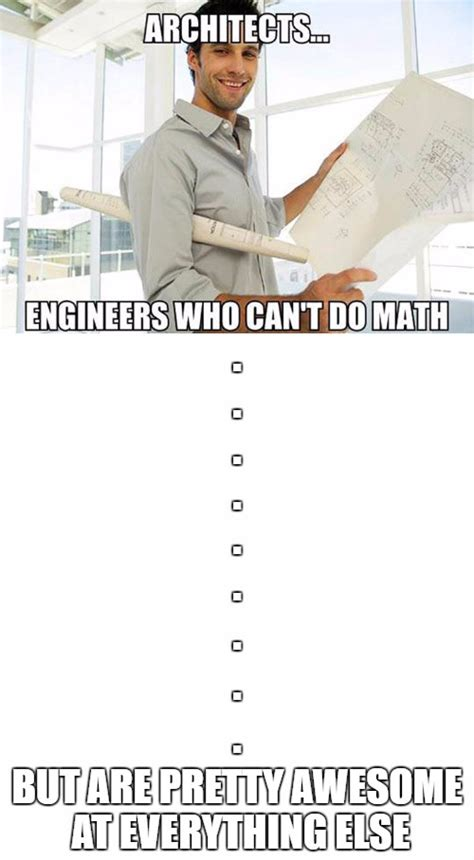 Architect Meme - a selection of name based architecture memes archdaily
