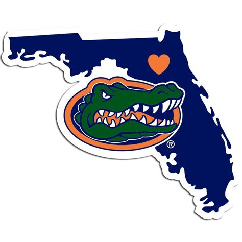 Florida Gator Stickers