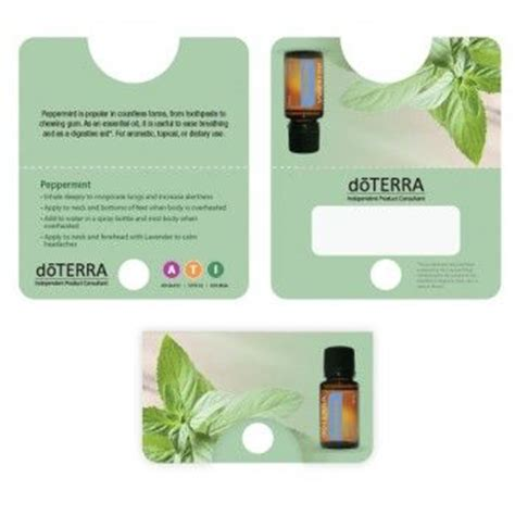 Doterra Gift Card - doterra sle cards essential oils pinterest doterra and cards