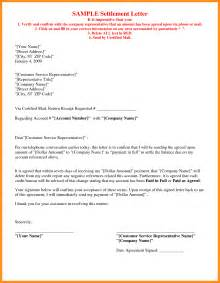 Letter For Agreement For Payment 7 Payment Agreement Letter Resume Setups
