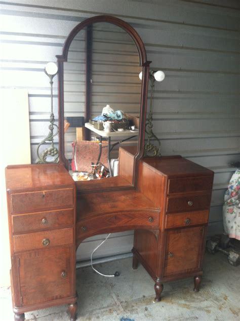 vintage vanity for sale vintage art deco vanity secretary 1920s for sale
