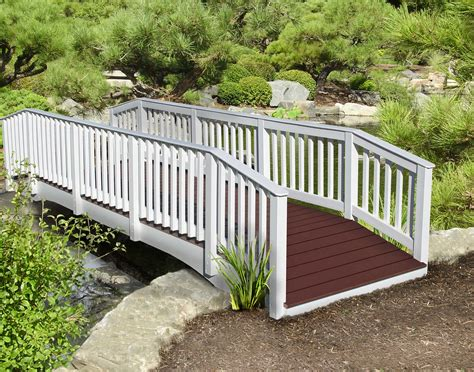 Houses With Cupolas Straight Spindle Rail Pedestrian Bridges Bridges By