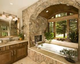 spectacular stone bathroom design ideas decoholic natural designs