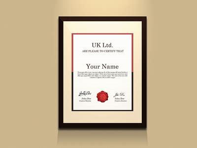 certificate design mockup free psd certificate frame mockup by hafijul islam