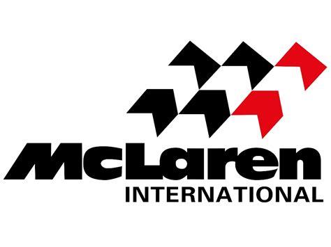 mclaren logo drawing behind the badge a study on mclaren s swoosh design