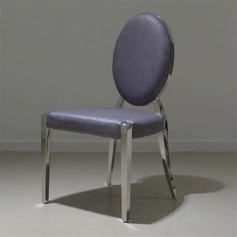 fauteuil medaillon design