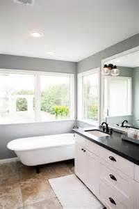 fixer upper long narrow bathroom fixer upper s best bathroom flips joanna gaines hgtv