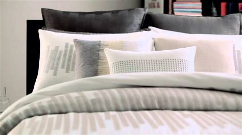 bed bath beyond bedding kenneth cole reaction home frost bedding collection at bed