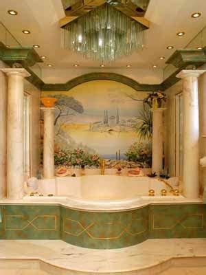 Bathroom Wall Painting Ideas by Modern Bathrooms Design Trends Splendor Of Antique Bathroom