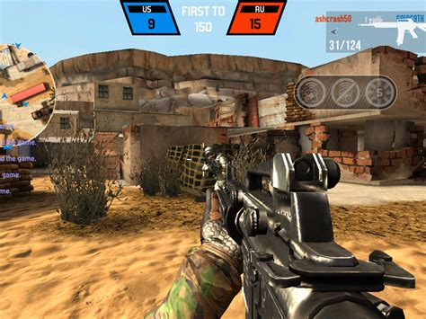 bullet force windows web ios android game mod db