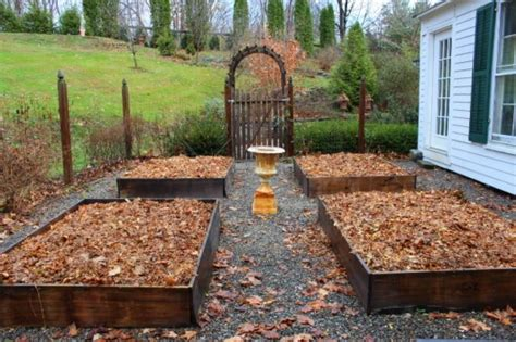 How I Prepare My Raised Beds For Winter Preparing Your Vegetable Garden For Winter