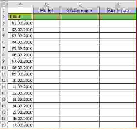 Tabellen Vorlagen Muster tabellen vorlagen kostenlos templated