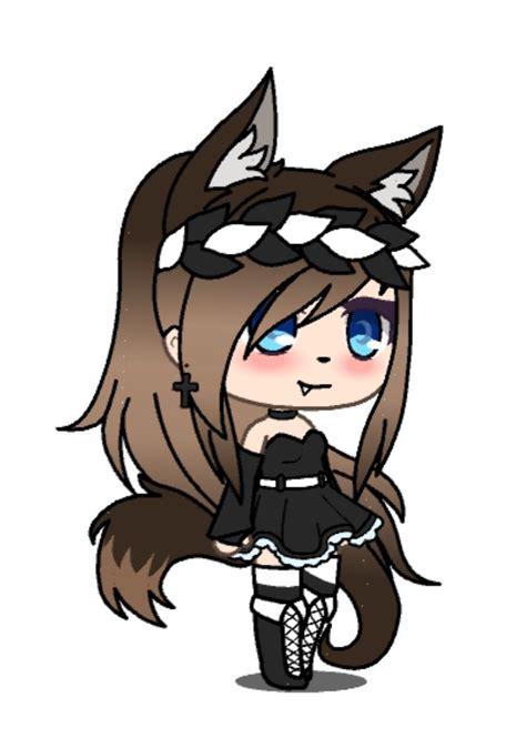 Tomboy Anime Chibi Wolf Chilangomadrid Com